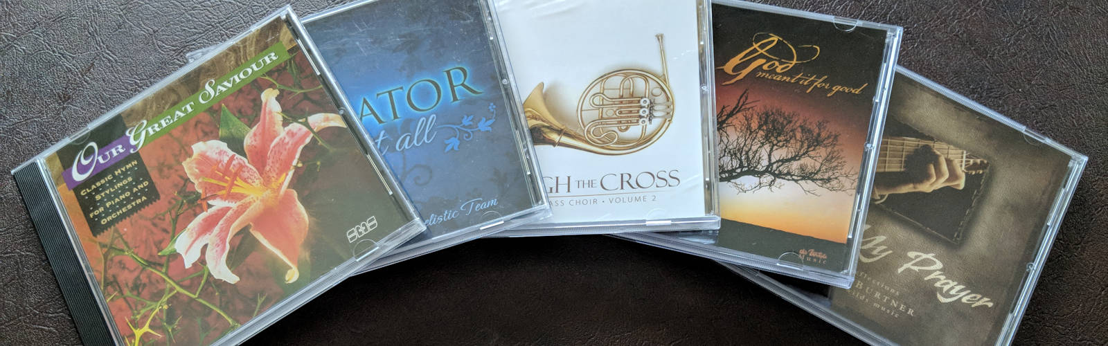 CD Quality Sacred Christian Music